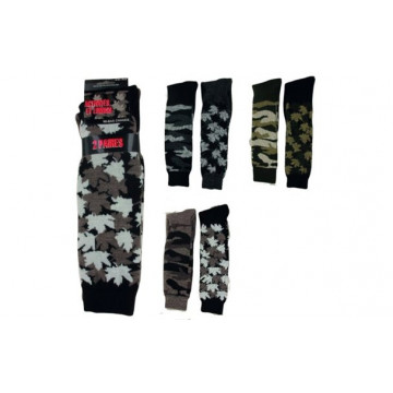 CHAUSSETTE HOMME CAMOUFLAGE...