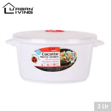 COCOTTE PVC 3L COUVERCLE VALVE