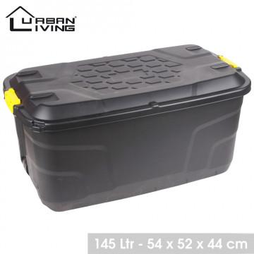 BOX 54X55X44 NOIR 145L
