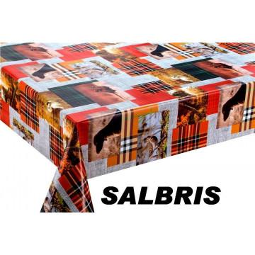 TOILE CIREE SALBRIS ROULEAU...