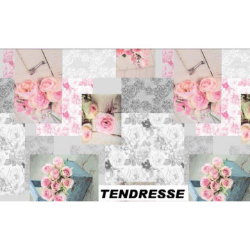 TOILE CIREE TENDRESSE...