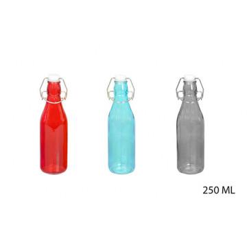 BOUTEILLE VERRE 0.25L LIMONADE
