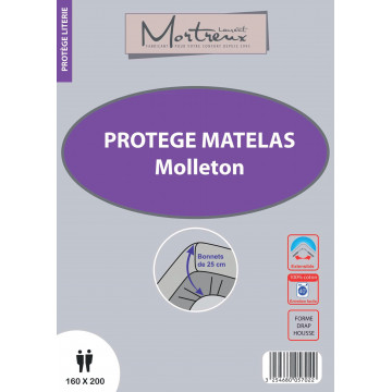 PROTEGE MATELAS 160X200...