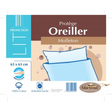 PROTEGE OREILLER 63X63...
