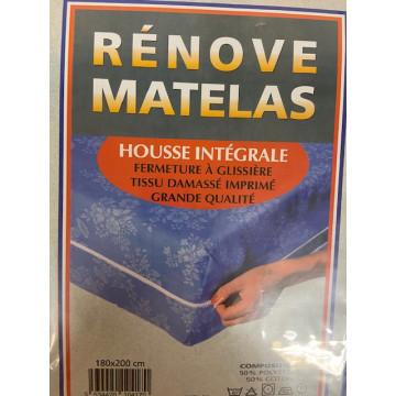 RENOVE MATELAS 180X200 DAMASSE